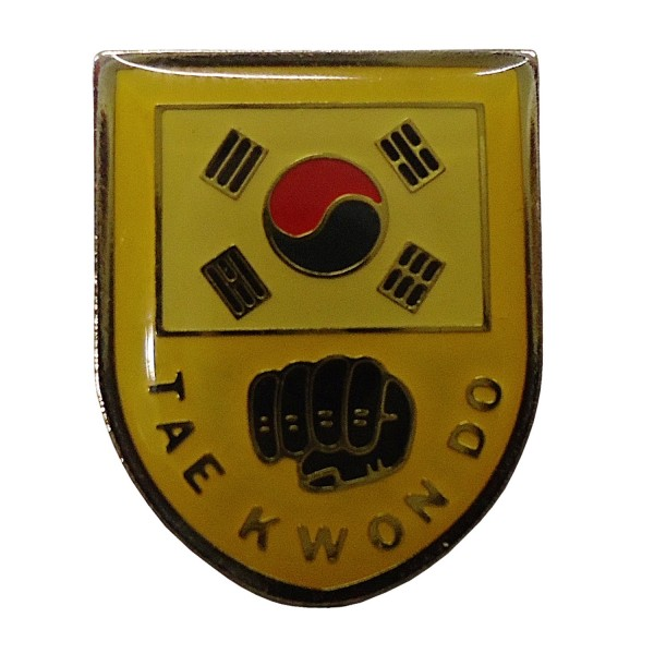 Chest Pin KOREAN FLAG