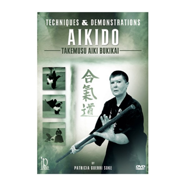 DVD.182 - AIKIDO-Techniques & Demonstrations