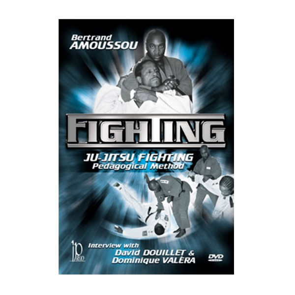 DVD.054 - JU-JITSU Fighting Pedagogical Methods