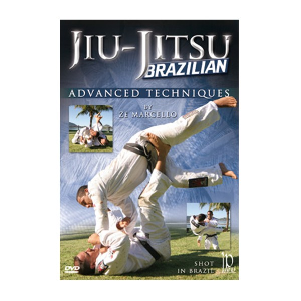 DVD.172 - BRAZILIAN JIU-JITSU Advanced Techniques