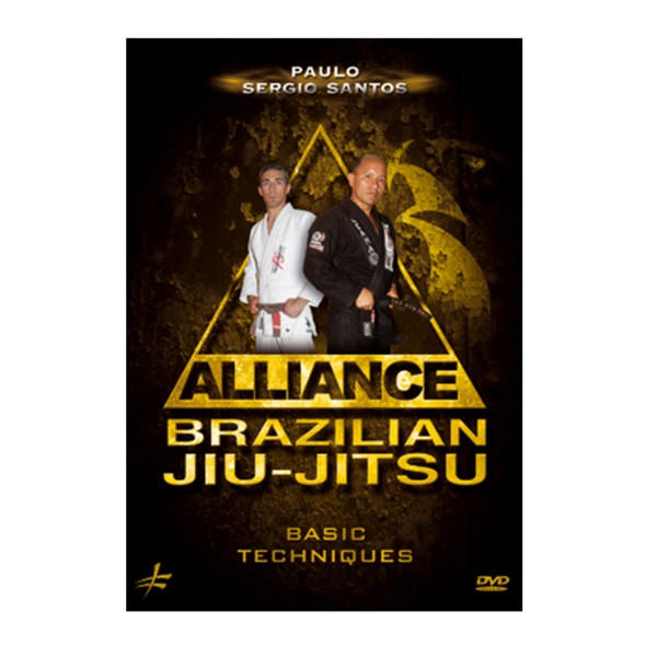 DVD.237 - Alliance Brazilian Jiu-Jitsu - Basic Techniques