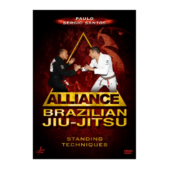 DVD.239 - Alliance Brazilian Jiu-Jitsu - Standing Techniques