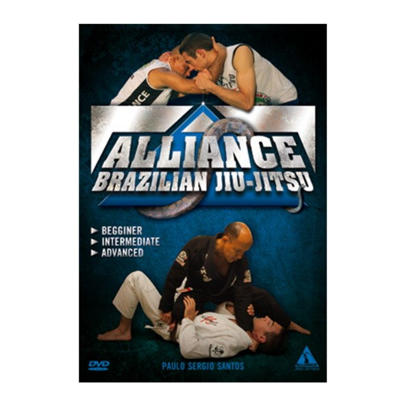 DVD.253 - Alliance Brazilian Jiu-Jitsu - Advanced Techniques