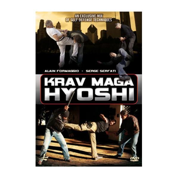 DVD.259 - KRAV MAGA - HYOSHI
