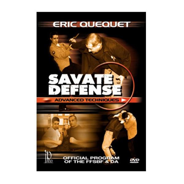 DVD.118 - SAVATE DEFENCE Advanced Techniques
