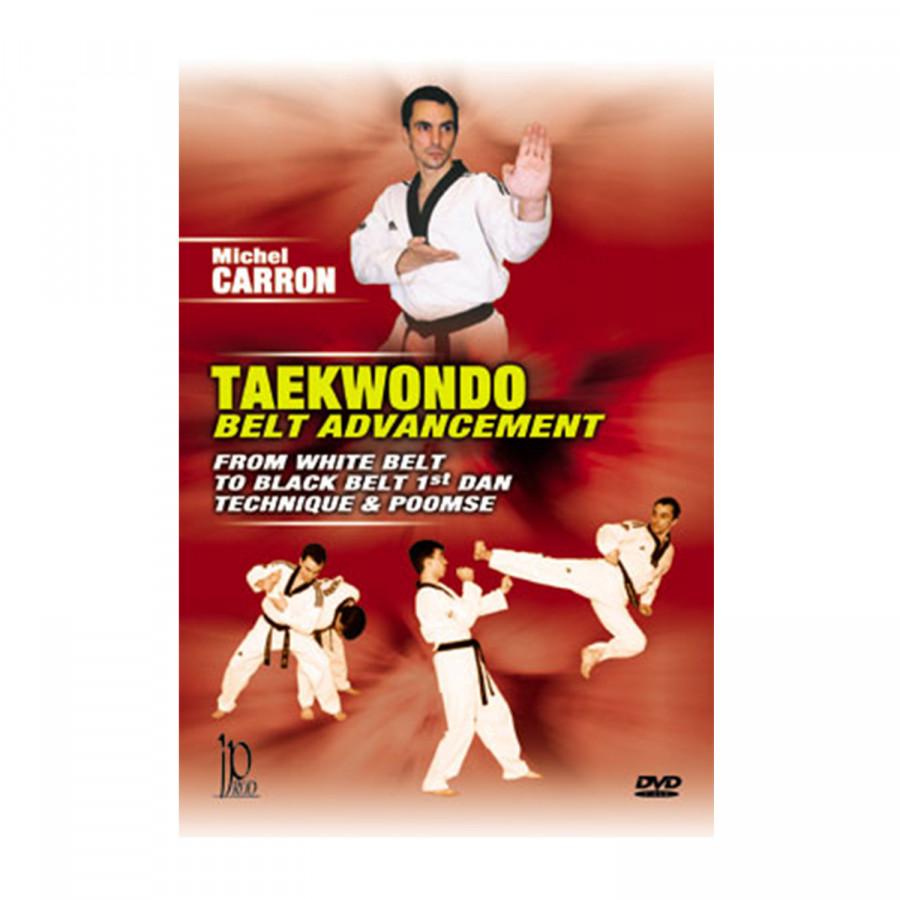 DVD.088 - TAEKWONDO Belt Advancement