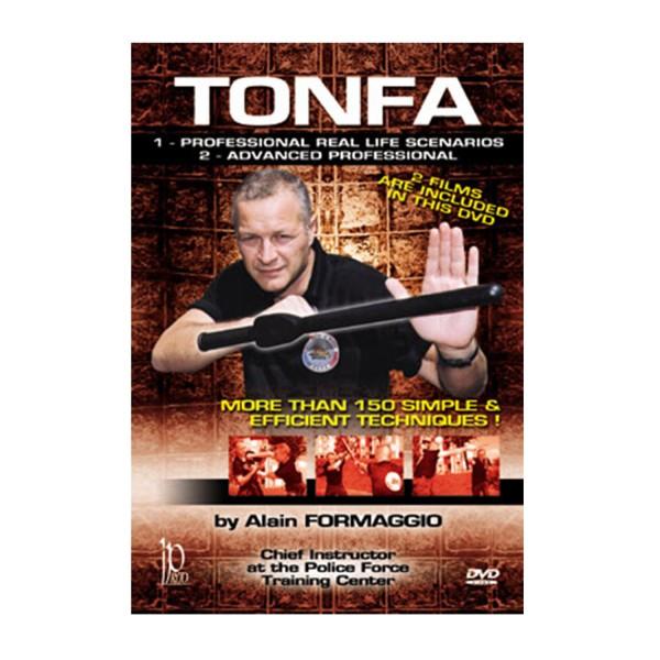 DVD.083 - TONFA More than 150 Simple & Efficient Techniques