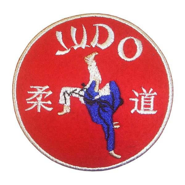 Κεντητό Σηματάκι - JUDO Κόκκινο