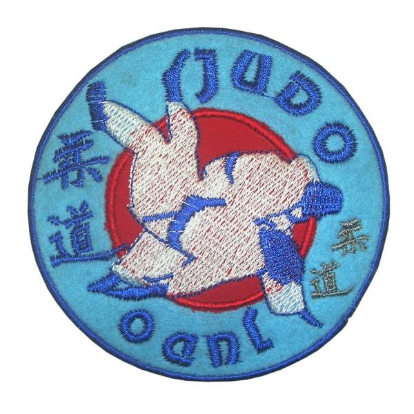 Κεντητό Σηματάκι - JUDO