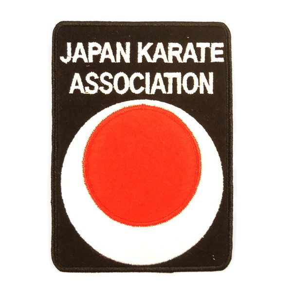 Embroidery Patch - Japan Karate Assosiation