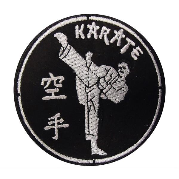 Embroidery Patch - KARATE Yuko Geri