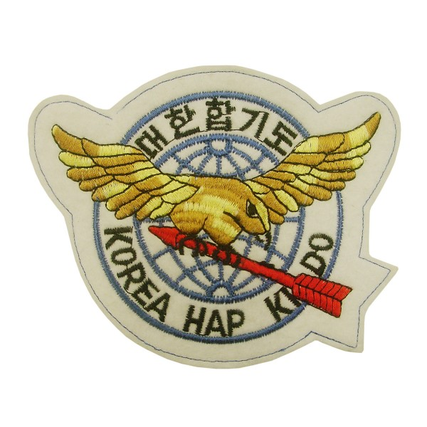 Embroidery Patch - Hapkido