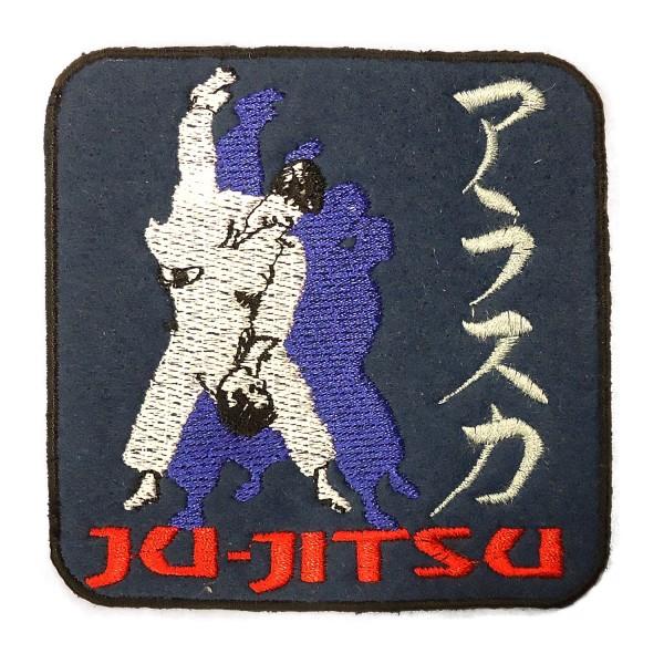 Embroidery Patch - JU JITSU