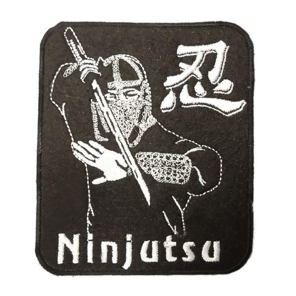 Κεντητό Σηματάκι - Ninjutsu