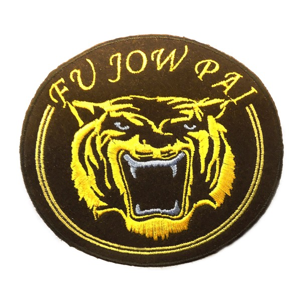 Embroidery Patch - Fu Jow Pai