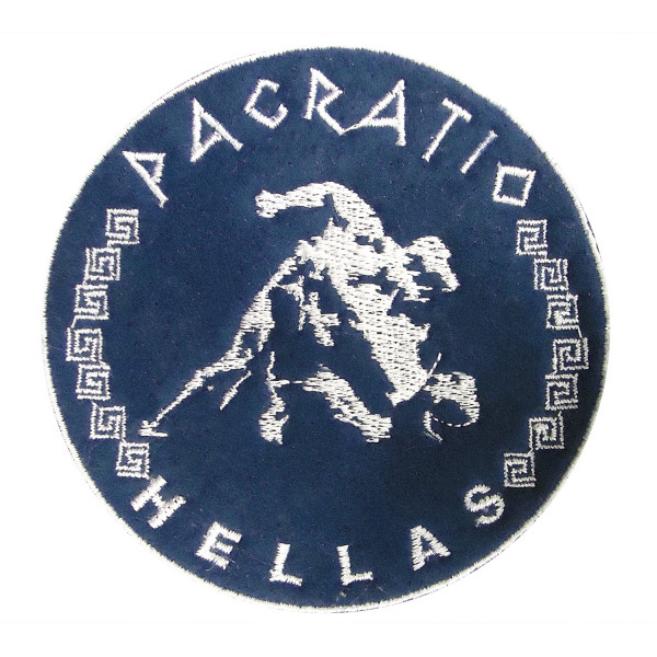 Embroidery Patch - PAGRATIO Hellas