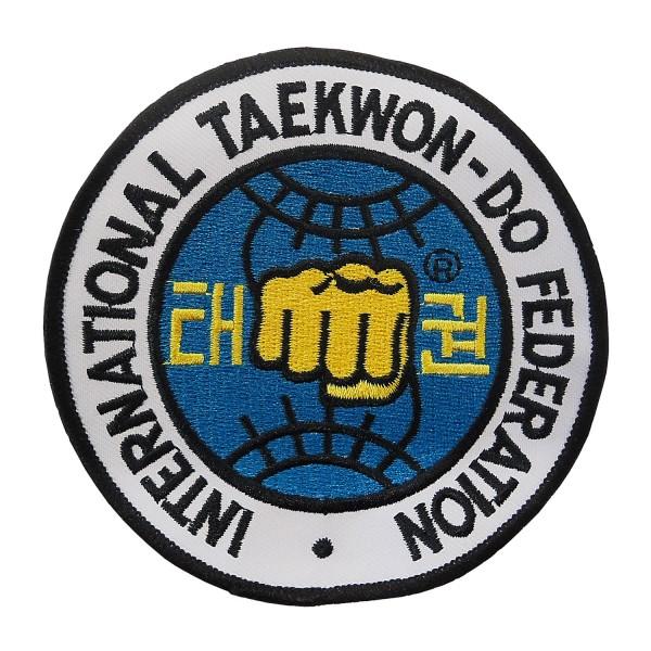 Embroidery Patch - International Taekwondo Federation