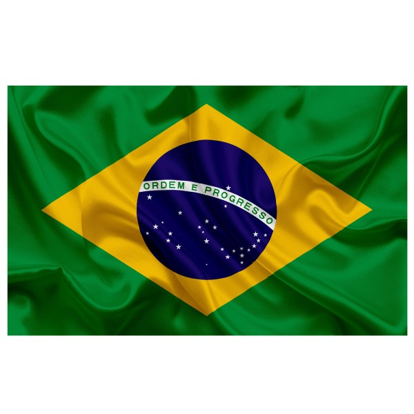 National Flag of Brazil 150x80cm