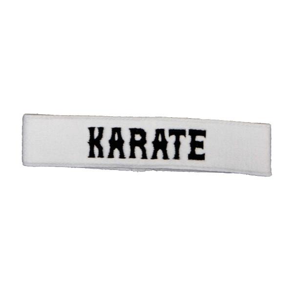 Headband - Elastic KARATE