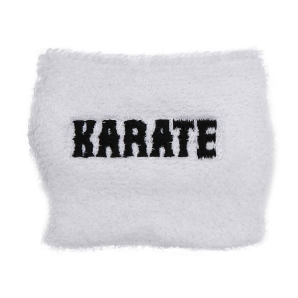 Elastic Wrist Band Karate