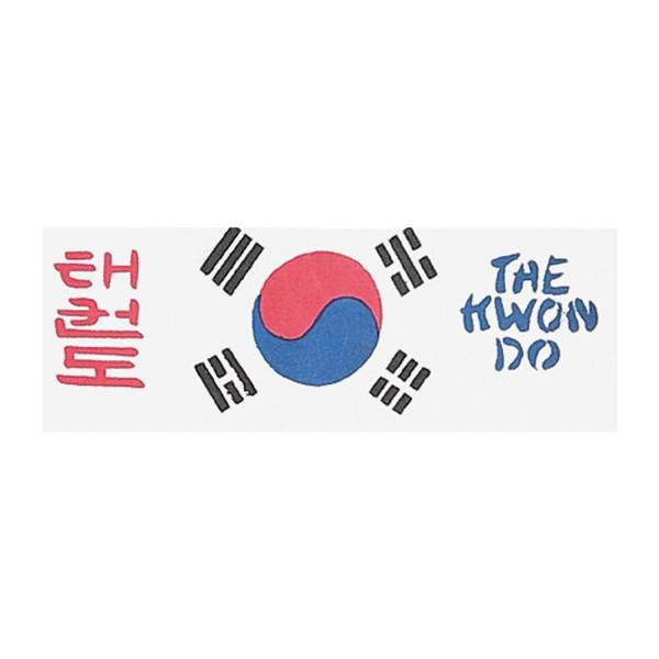 Κορδέλα Σημαία Κορέας
