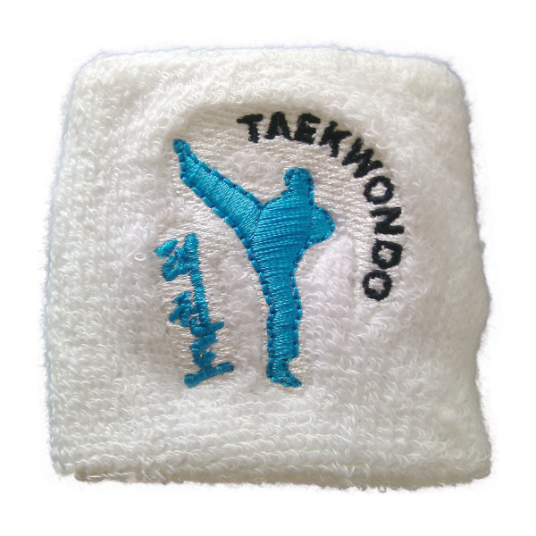 Wrist Band TAEKWONDO Cotton Elastic