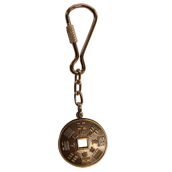 Key-ring Ba Gua