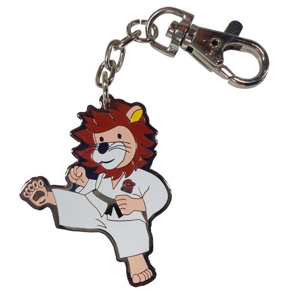 Key-ring Wacoku LION KICK - H541