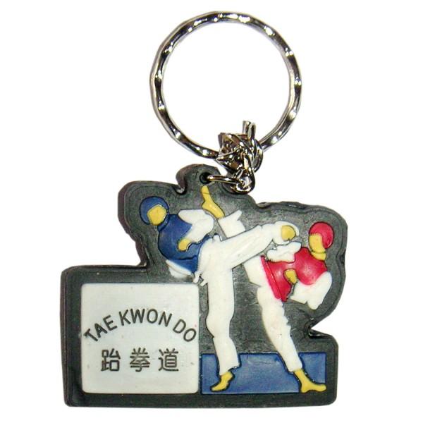 Key-ring TAEKWONDO