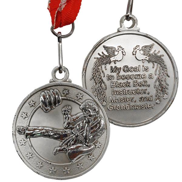 Μετάλλιο Ανάγλυφο Ιπτάμενο Λάκτισμα