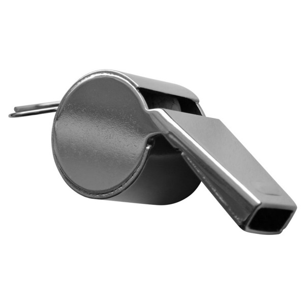 Referee Whistle Metal 5cm - H942