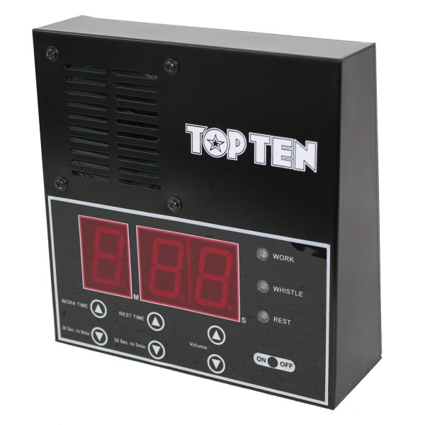 Digital Audiovisual Timer TOP TEN
