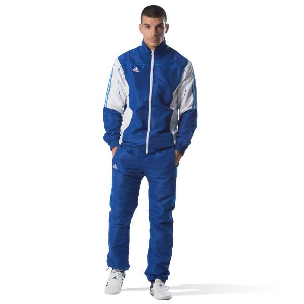Tracksuit Adidas TEAM Blue/White - TR40