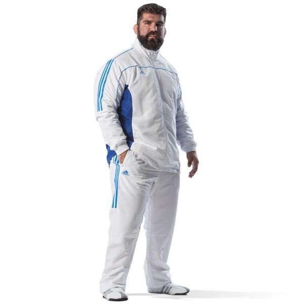 Tracksuit Adidas TEAM White/Blue - TR40