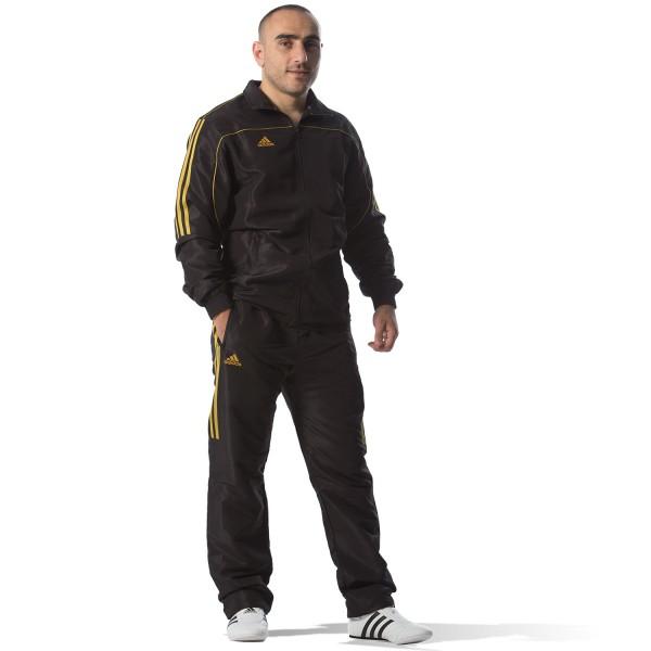 Tracksuit Adidas TEAM Black/Gold - TR40