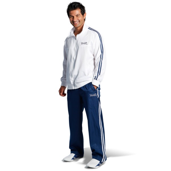 Tracksuit Olympus TRAINING White / Blue
