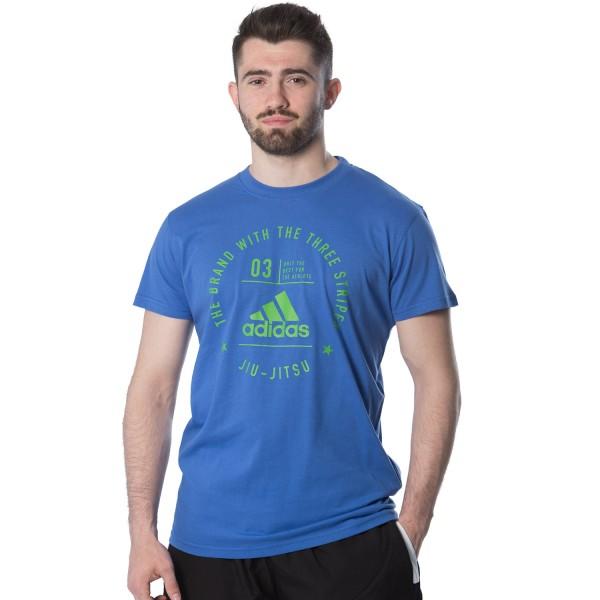 T-shirt Adidas COMMUNITY II Jiu-Jitsu – adiCL01JJ