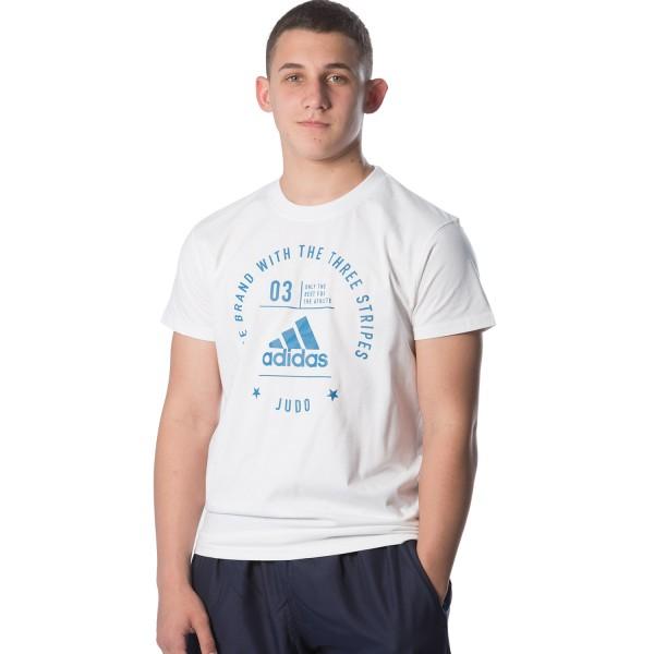 Κοντομάνικη Μπλούζα adidas COMMUNITY II Judo – adiCL01J