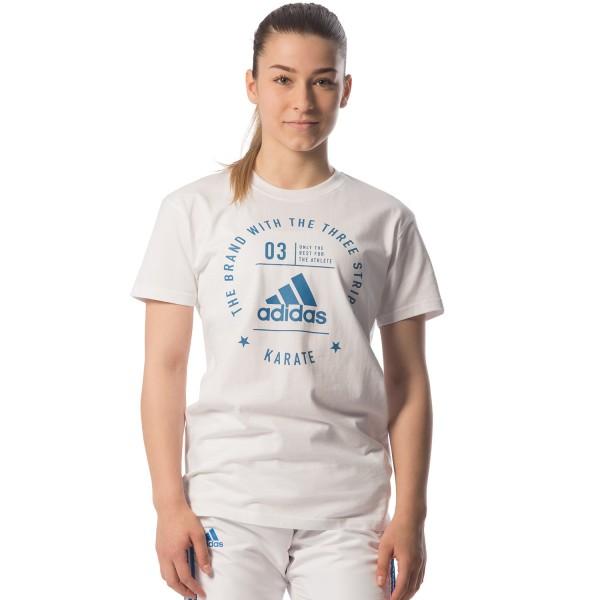 T-shirt Adidas COMMUNITY II Karate – adiCL01K