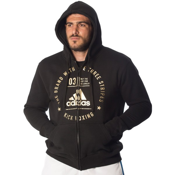 Jacket Adidas COMMUNITY II Kickboxing - adiCL03KB