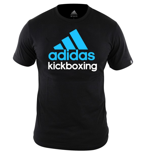 Community T-shirt Adidas Cotton KICKBOXING- adiCKB
