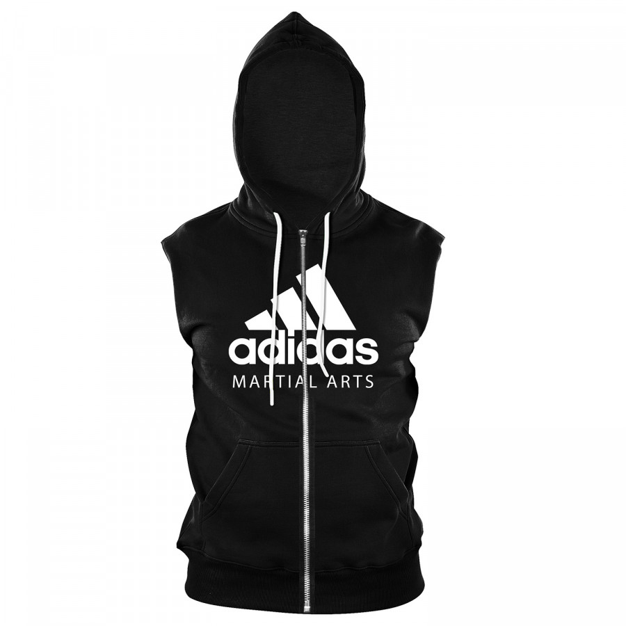 Community Hoody Sleeveless Adidas TAEKWONDO - adiCHT