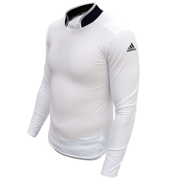 Rash Guard Adidas Collared Long Sleeves - adiTS315