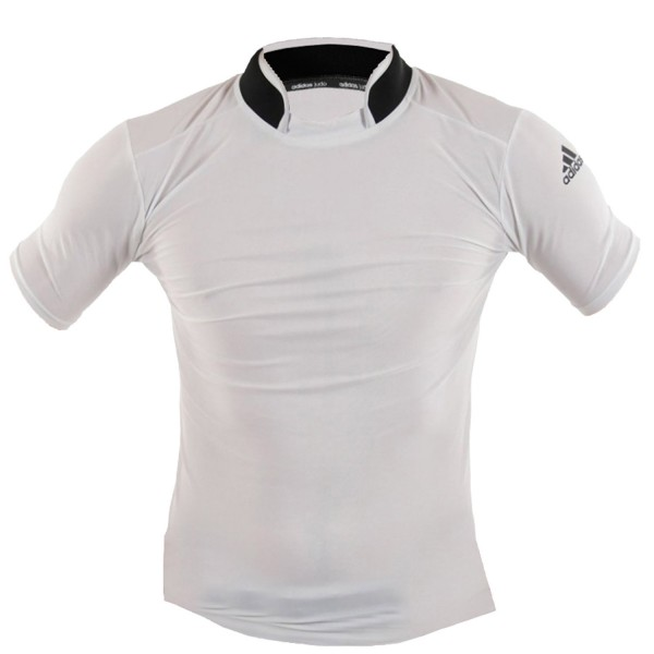 Rash Guard Adidas Collared Short Sleeves - adiTS314