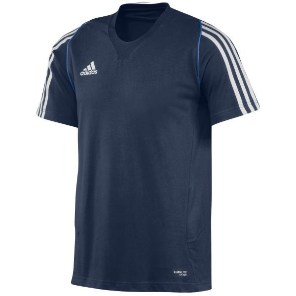 Κοντομάνικη μπλούζα Adidas Team T12 Μπλε Ναυτικό - X12937
