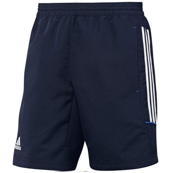 Shorts Adidas Woven Team T12 Navy Blue - X12932