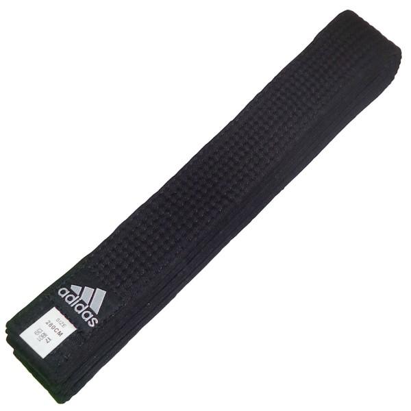 Belt Adidas Black Cotton Regular 4,3cm - adiBB01