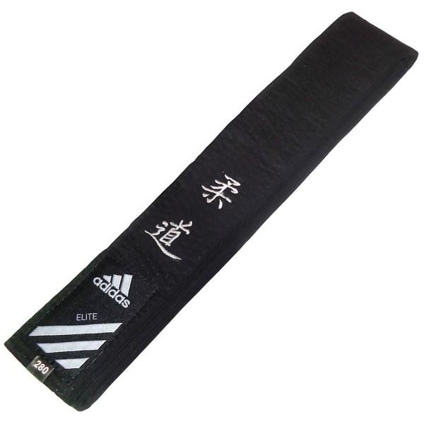 Belt Adidas - ELITE Embroidered Judo in Japanese - adiB242
