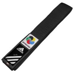 Ζώνη Adidas Elite με WKF λογότυπο - adiB240WKF