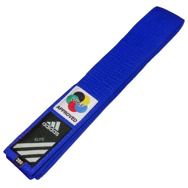 Belt Adidas - ELITE WKF Logo - adiB240WKF